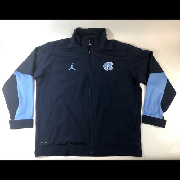 ac07bd78be9b Jordan Other - Jordan North Carolina Track Jacket
